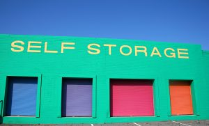 Self storage outlets in Wyong